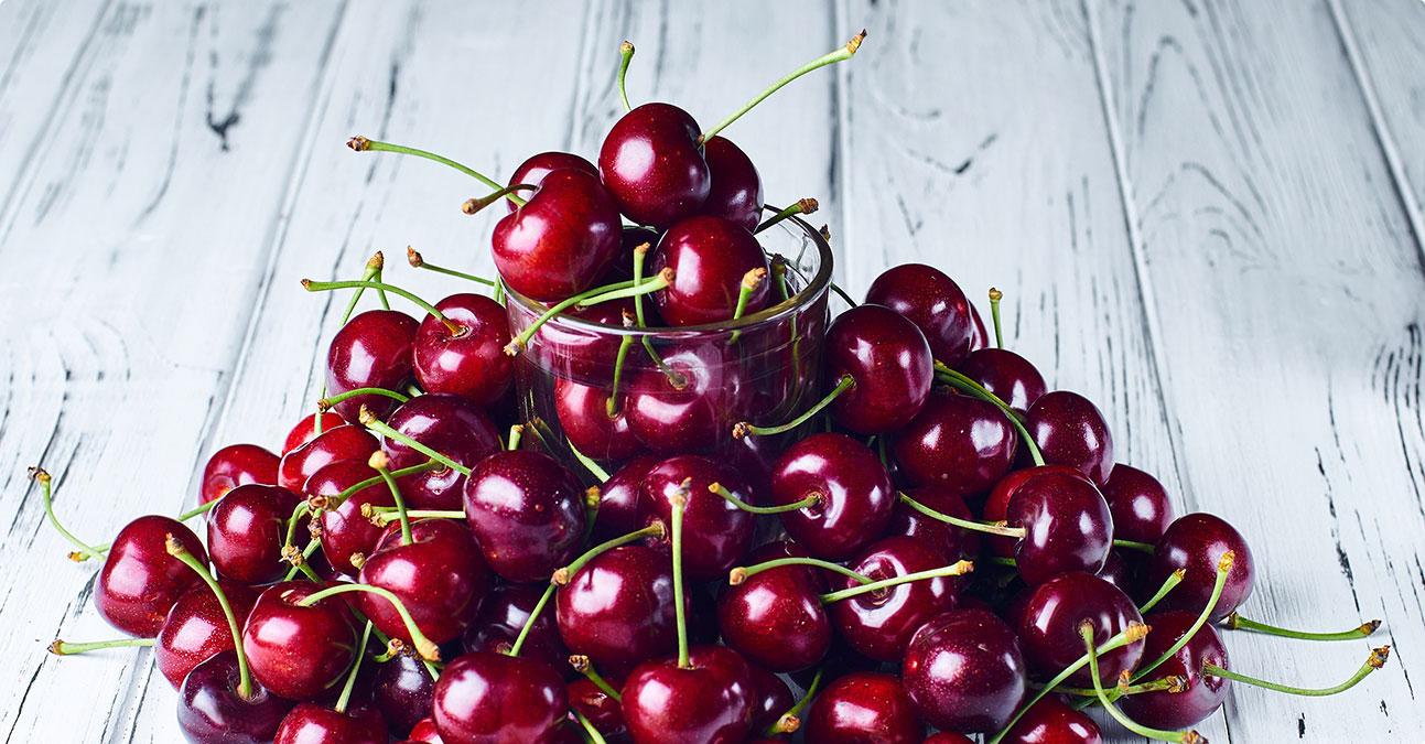 Orchard Fresh Cherries